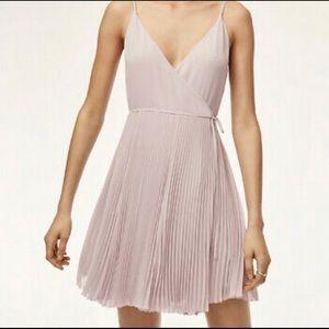 Aritzia (Wilfred) wrap dress short